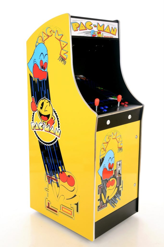BALLY MIDWAY PACMAN MULTIJEUX