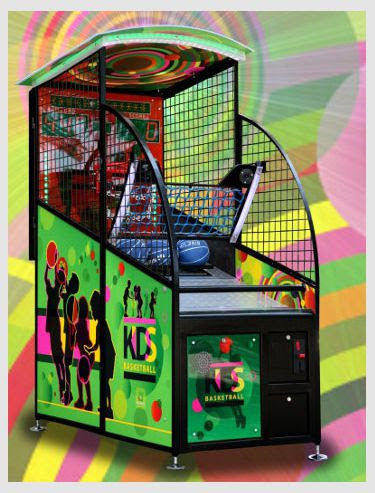 AVRANCHES AUTOMATIC KIDS BASKETBALL