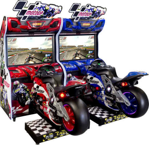 RAW THRILLS MOTO GP